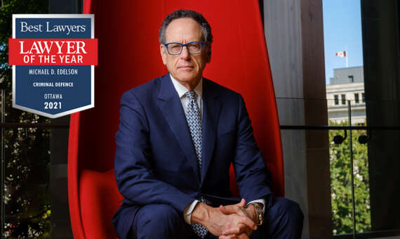 Michael Edelson named 2021 Lawyer of the Year